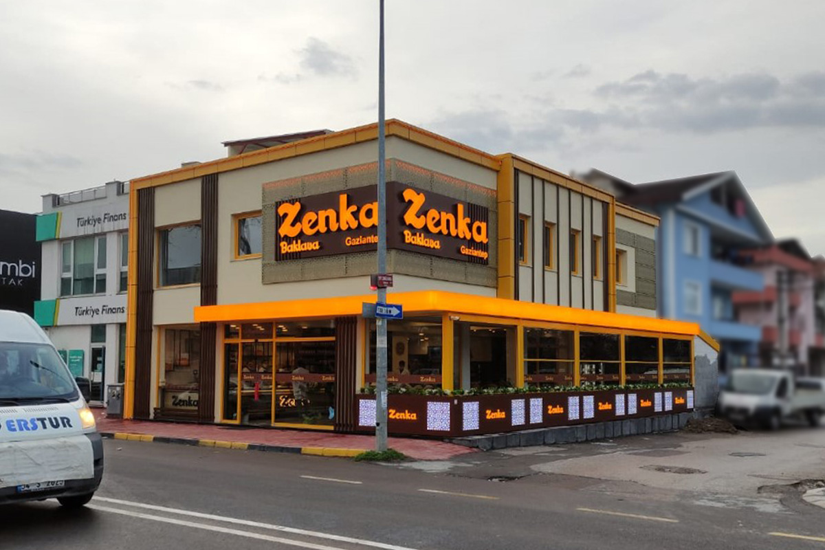Zenka Baklava